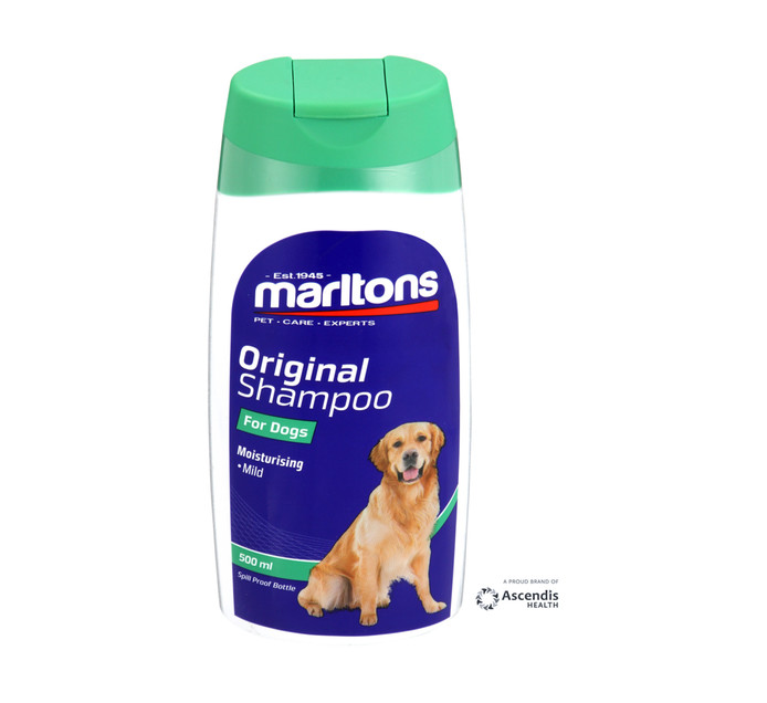 Marltons Original Shampoo (1  x 500ml)