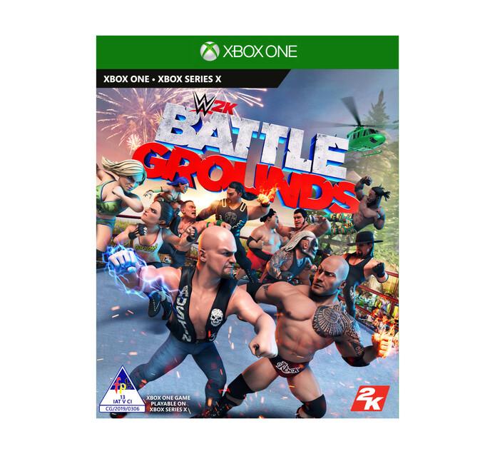 Xbox One Wwe Battlegrounds
