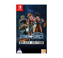 Nintendo Switch Jump Force: Deluxe Edition