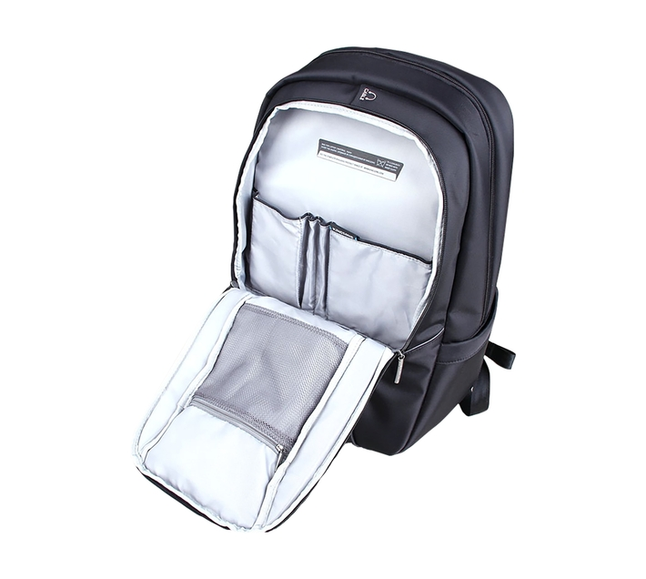 Kingsons Prime Series 15.6` (39.6cm) Laptop Backpack with Adjustable Padded Shoulder Straps and Breathable Padded Back