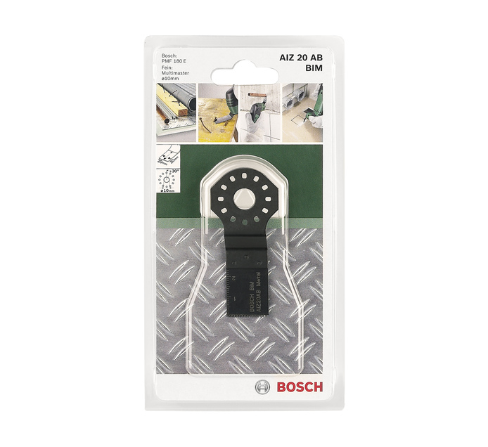 Bosch 20 x 20MM Saw Blades Meta