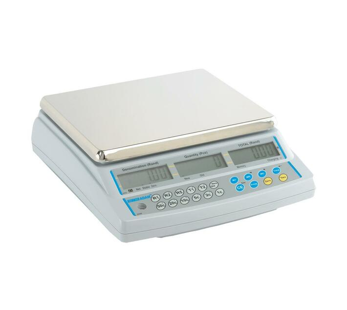 20Kg x 2g Coin counting scales