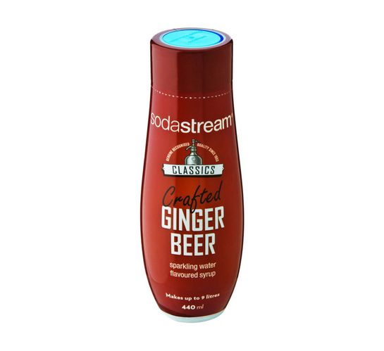 Sodastream 440 ml Classics Syrup Ginger Beer