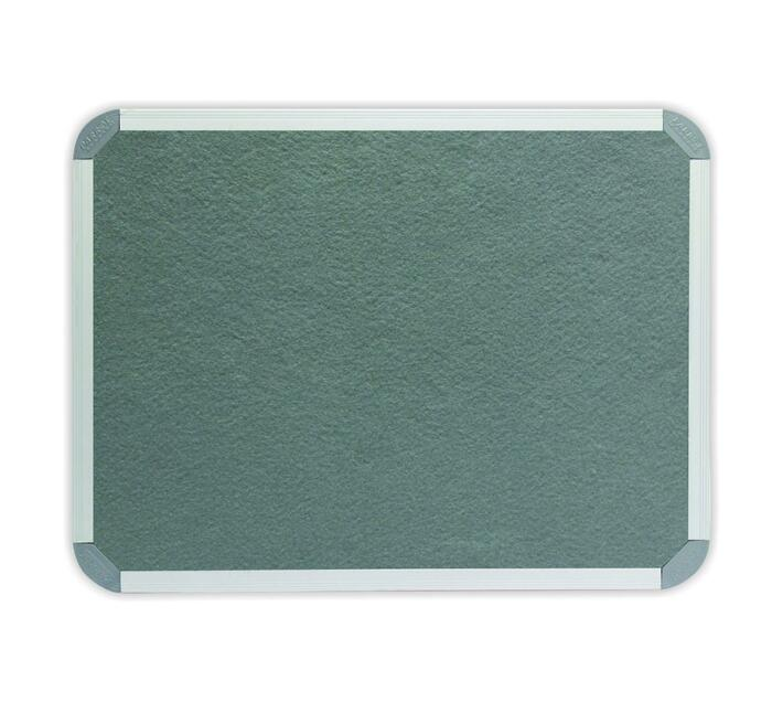 PARROT PRODUCTS Info Board (Aluminium Frame, 1000*1000mm, Grey)