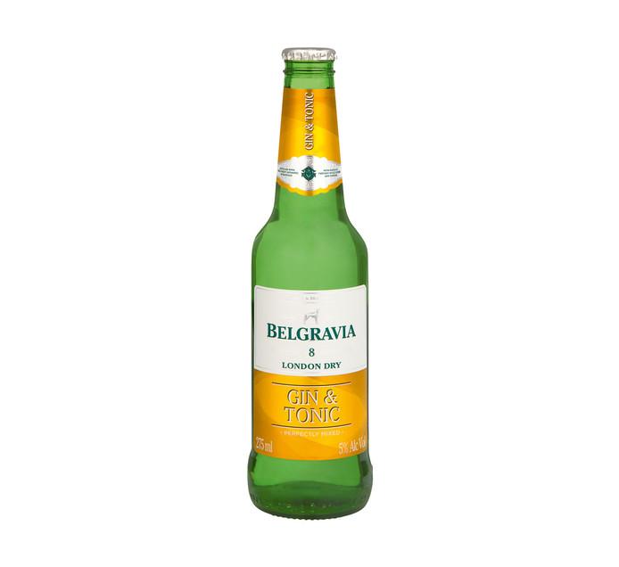 Belgravia Gin and Tonic RTD (6 x 275ml)
