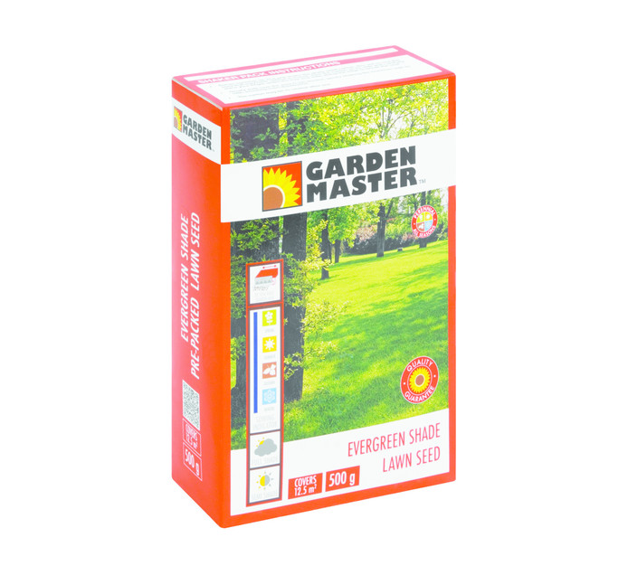 Gardenmaster 500 g Shade Lawn Seed