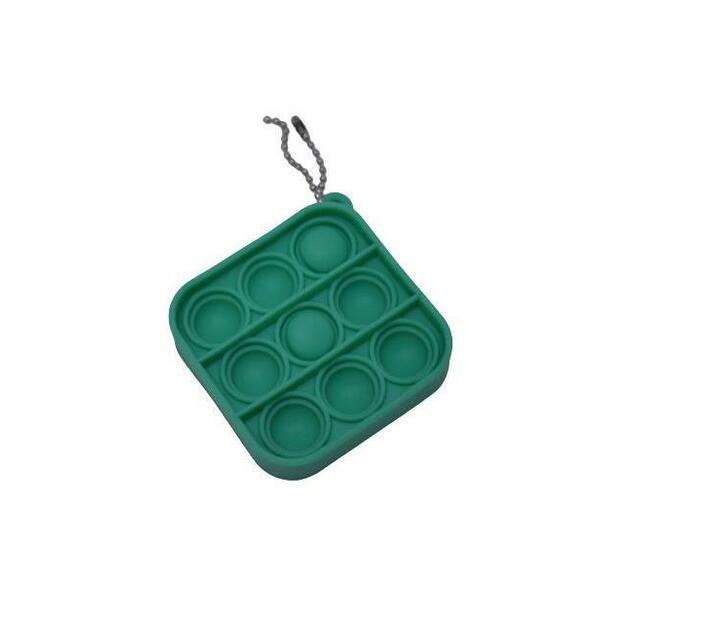 Poppet Fidget Toy (Green Square)