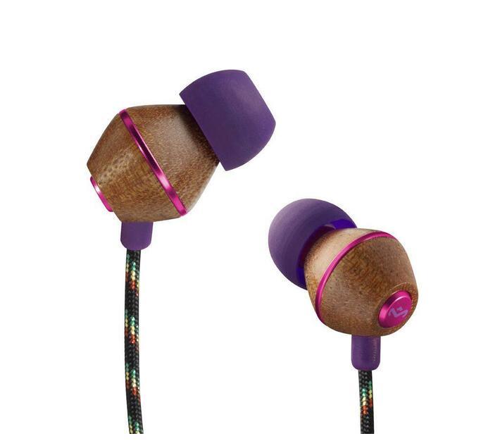 House of Marley People Get Ready In-Ear Headphone (Royal)