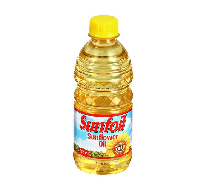 Sunfoil Sunflower Oil (12 x 375ml)