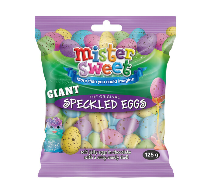 Mister Sweet Speckled Eggs Giant (1 x 125g)