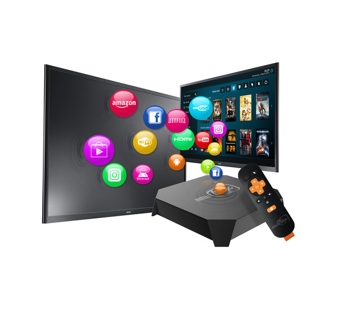 INTELLYBOX Android Smart TV Box