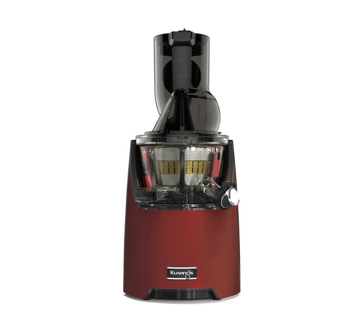 Kuvings EVO820 Whole Slow Juicer / Cold Press Red