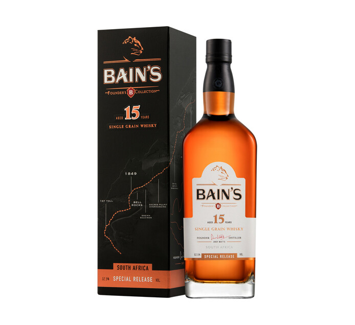BAINS 15YO LTD EDI WHISKY 1L