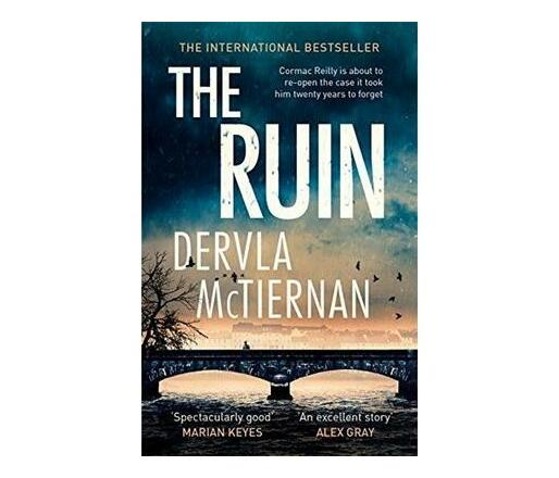 The Ruin : 'As moving as it is fast-paced' Val McDermid
