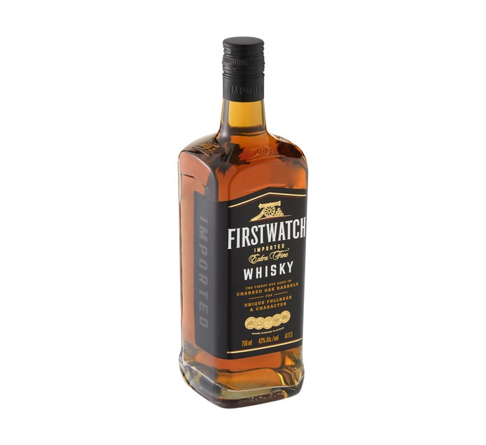 Firstwatch Whisky (1 x 750 ml)