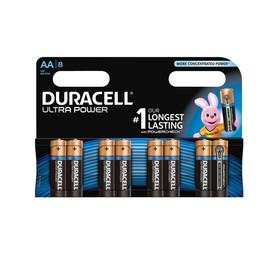 DURACELL ULTRA POWER AA 8PK