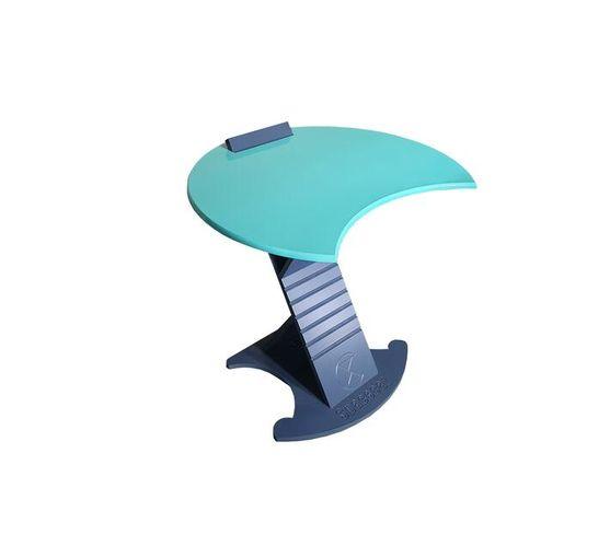 SPACECAT Aquamarine