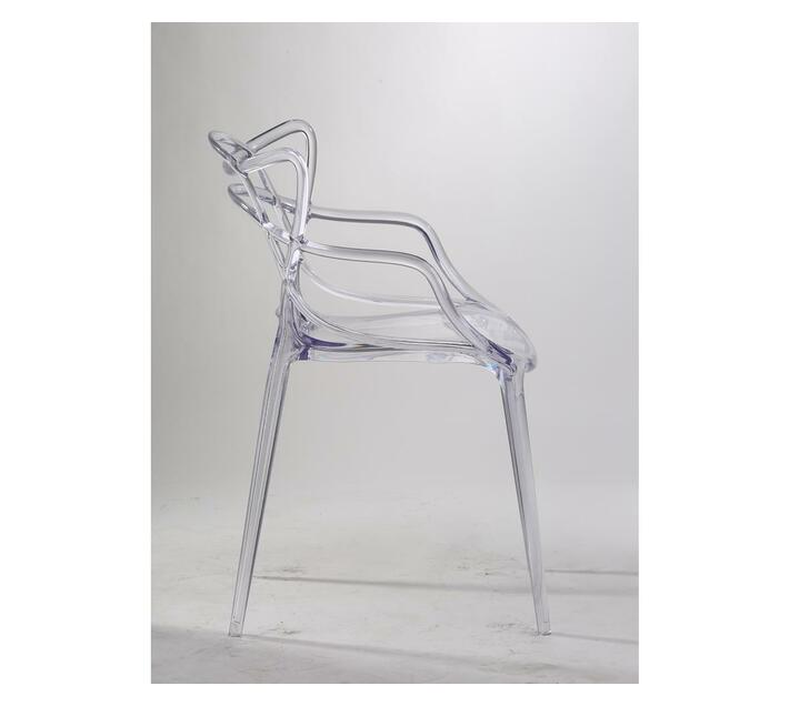 Plastic Replica Master Chair Clear