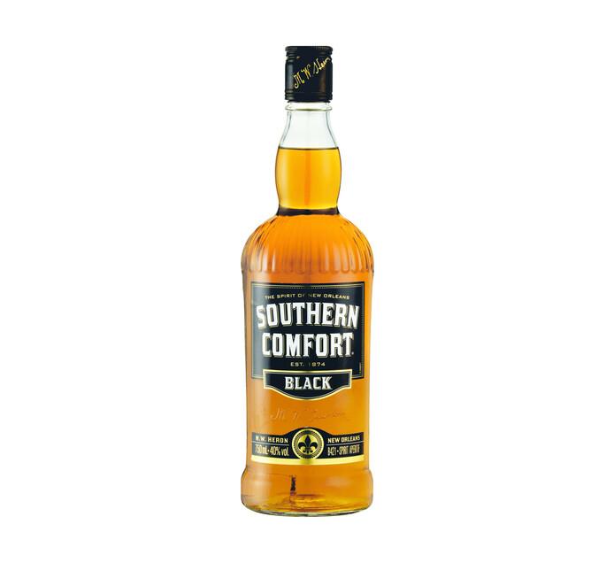 Southern Comfort Black Whiskey Liqueur (1 x 750ml)