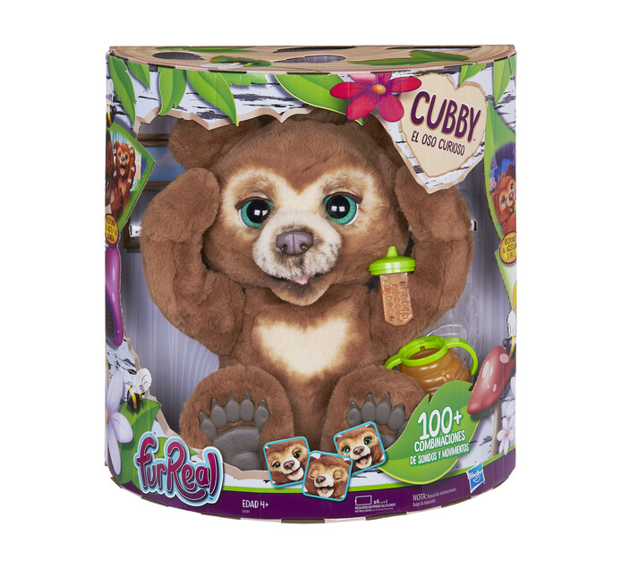 Furreal Friends Cubby The Bear
