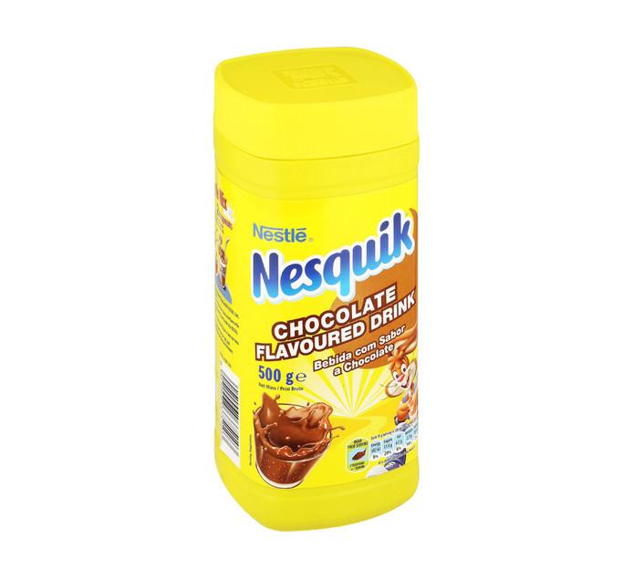 Nestle Nesquik Chocolate (6 x 500g)