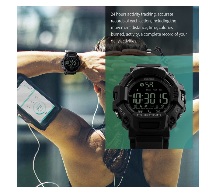Sports Digital Outdoor Wrist watch 1249
