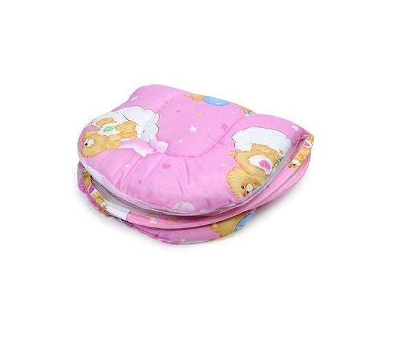 Totland Baby Small Pop Up Sleeping Mosquito Bed/Tent - Pink