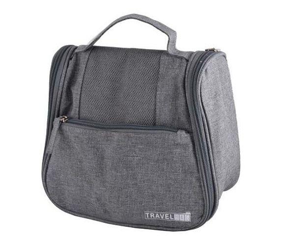 Marco Hanging Toiletry Bag [Grey]