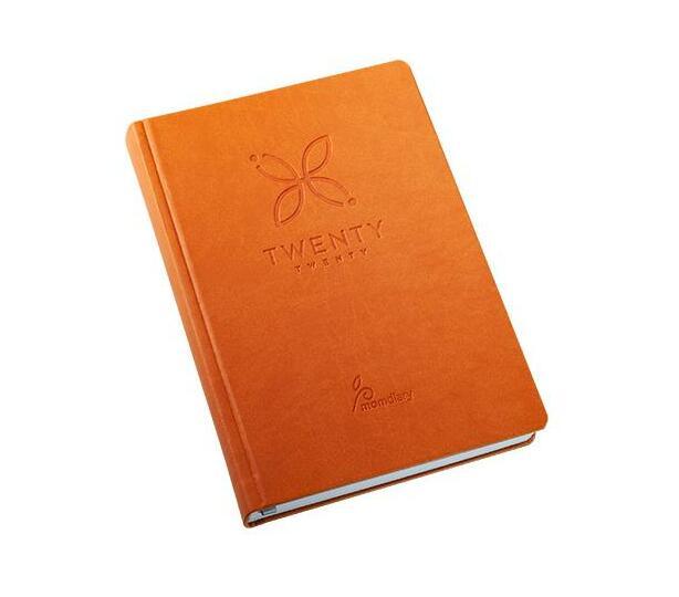 MOM 2020 Diary Burnt Orange - Designed to keep busy moms organised - Local SA Brand