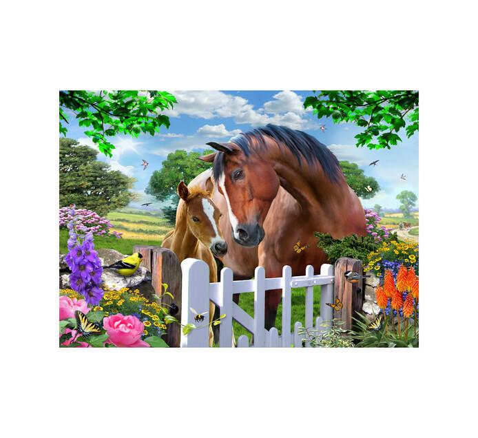 Horse Love Puzzle