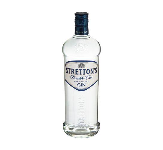 Stretton's Double Cut London Dry Gin (1 x 750 ml)