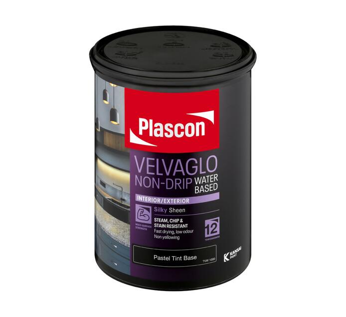 Plascon 5 l Waterbased Velvaglo Pastel Base