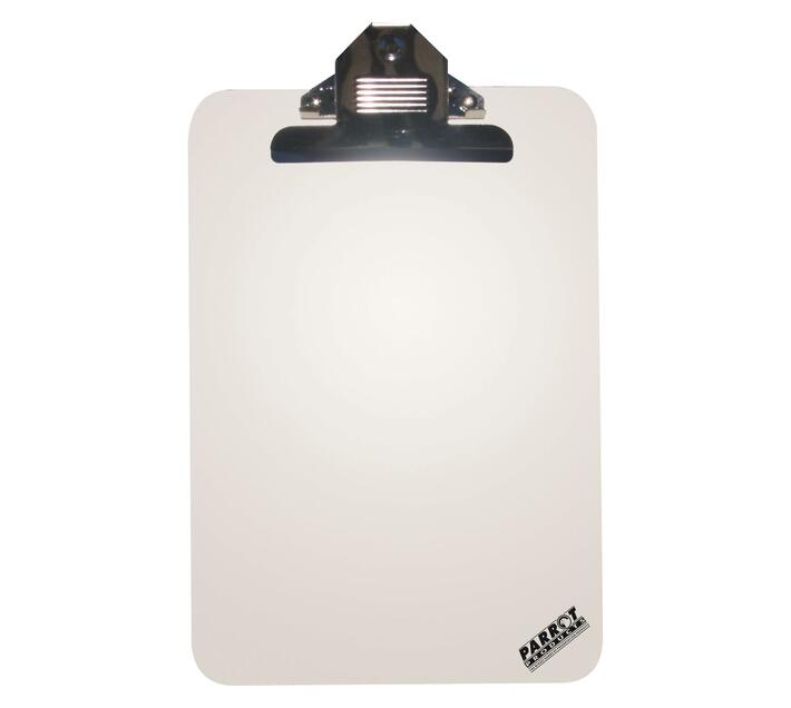 PARROT PRODUCTS Clipboard (A4, 355*230mm, White)