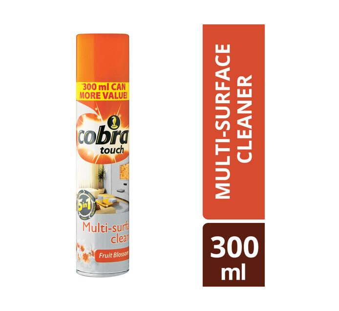 COBRA TOUCH 300ML, FRUIT BLOSSOM