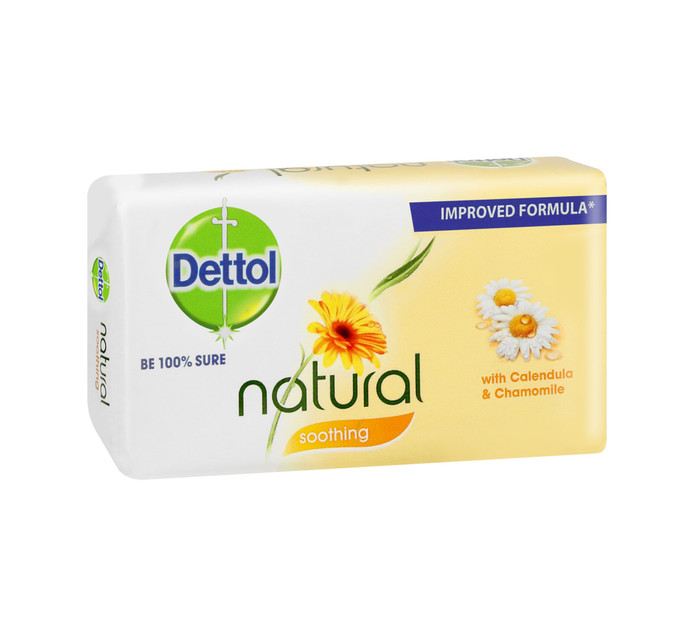 Dettol Soap Soothing (12 x 150g)