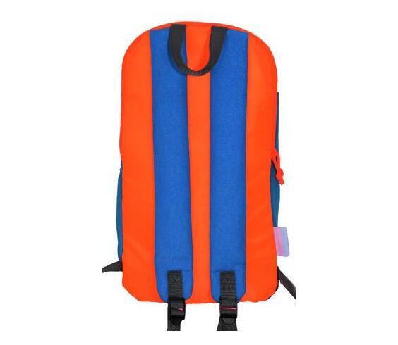 Marco Trail Runner Backpack [Light Blue-Orange]