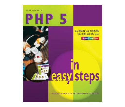 PHP 5 in Easy Steps : Colour