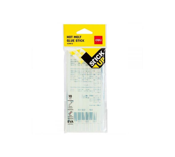 Deli Stationery Hot Melt Glue Stick 7Mm*150Mm White