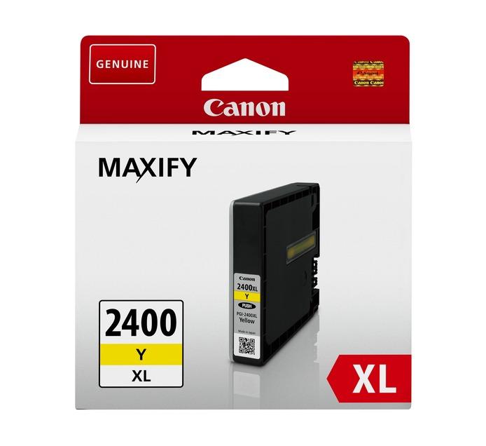 Canon PGI-2400XL Yellow Ink Cartridge