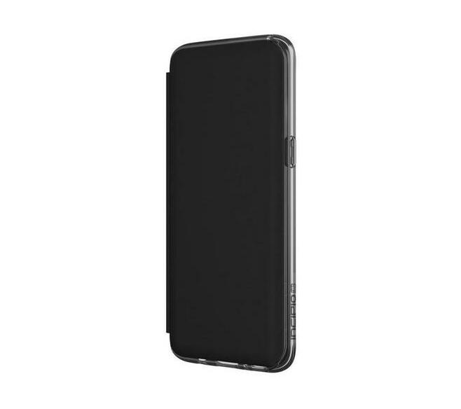 Incipio NGP Folio Case Samsung Galaxy S8 Cover (Clear/Black)