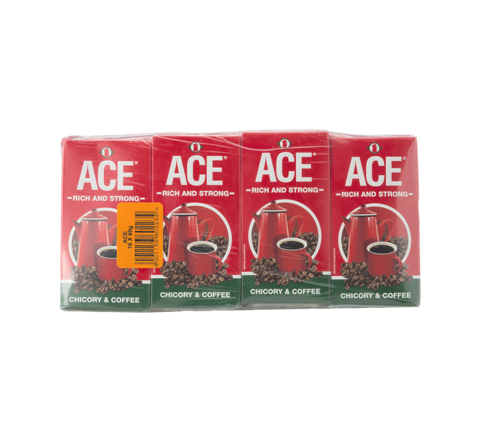 ACE Ground Coffee (16 x 60g)