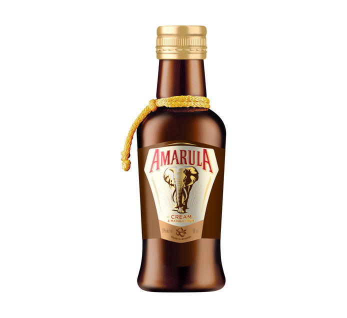 Amarula Cream Liqueur (96 x 50ml)