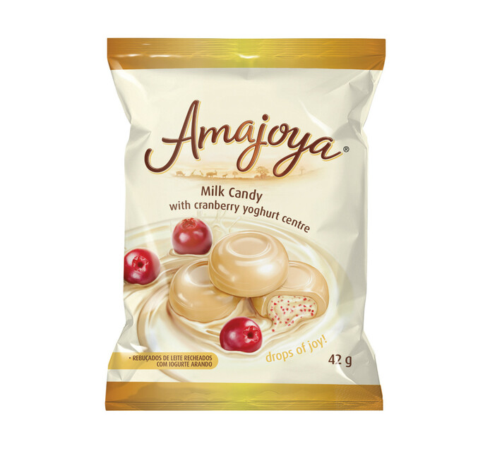 Amajoya Candy Cranberry (20 x 42g)