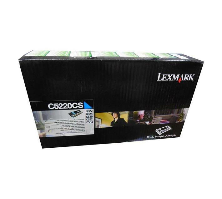 Lexmark - cyan - original - toner cartridge - LRP