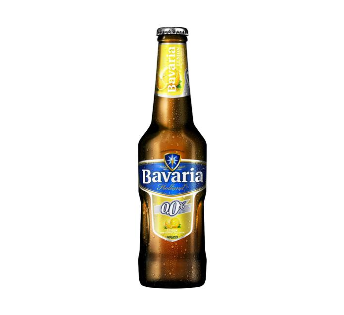 Bavaria Non-Alcoholic Lemon NRB (6 x 330 ml)