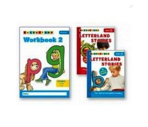 Letterland phonics programme: Gr 1 - 2: Learner's pack : Home language