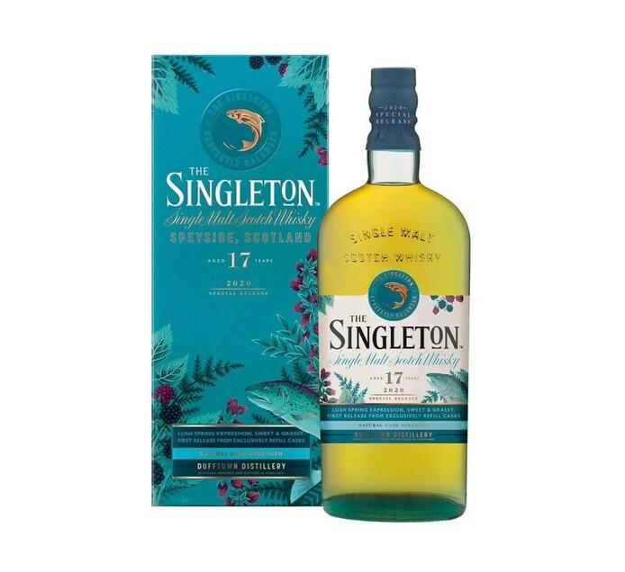 The Singleton 17 YO Malt Whisky (1 x 750 ml)