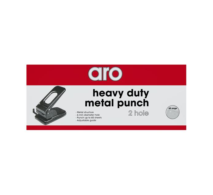 ARO Heavy Duty Punch Each