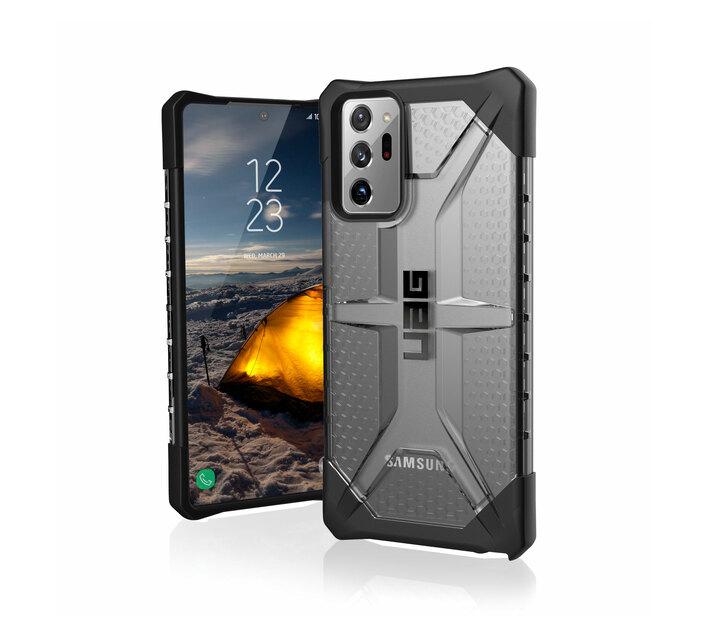 UAG Plasma Case - Samsung Galaxy Note 20+ (Ash)