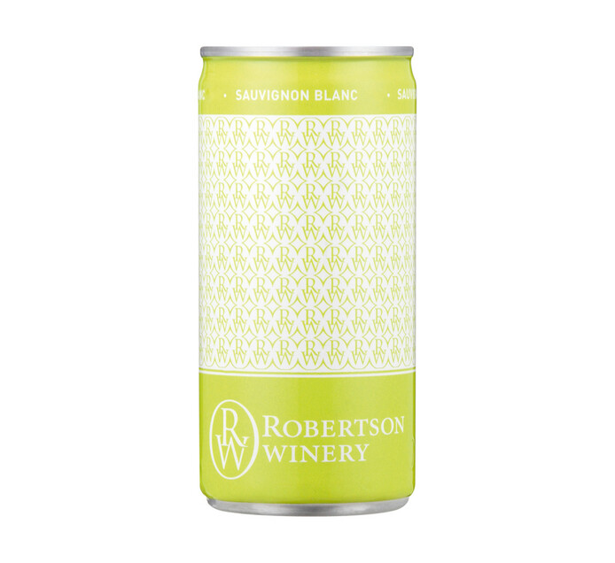 Robertson Single Serve Sauvignon Blanc (6 x 200ml)